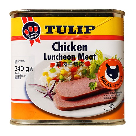Tulip Chicken Luncheon Meat 340 g