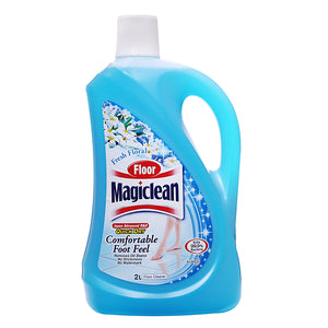 Magiclean Floor Cleaner 2L Fresh Floral