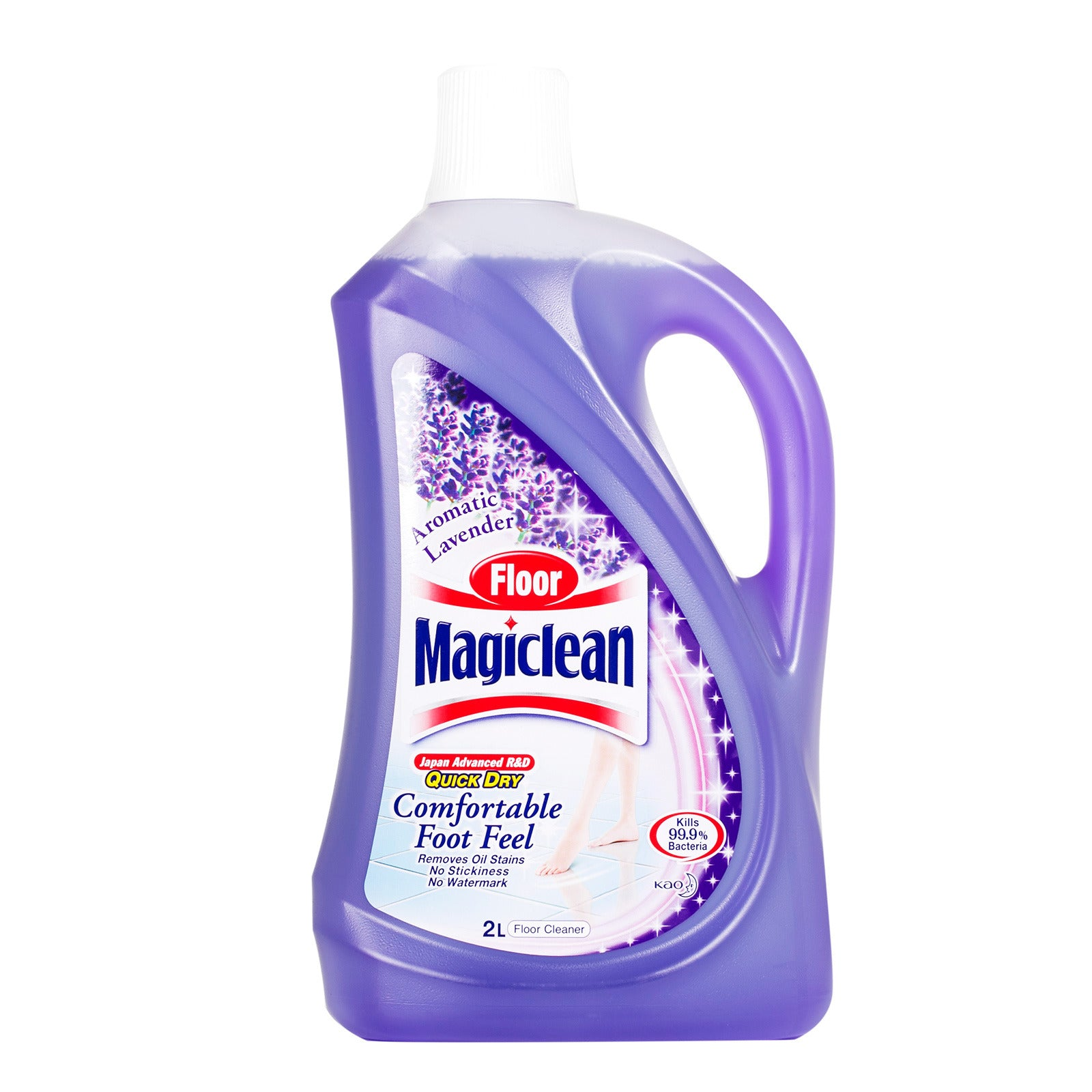 Magiclean Floor Cleaner 2L Aromatic Lavender