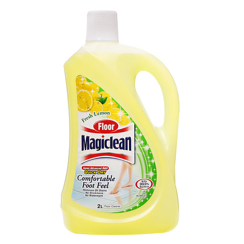 Magiclean Floor Cleaner 2L Fresh Lemon