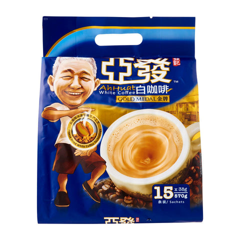 Ah Huat White Coffee Gold Medal 570 g