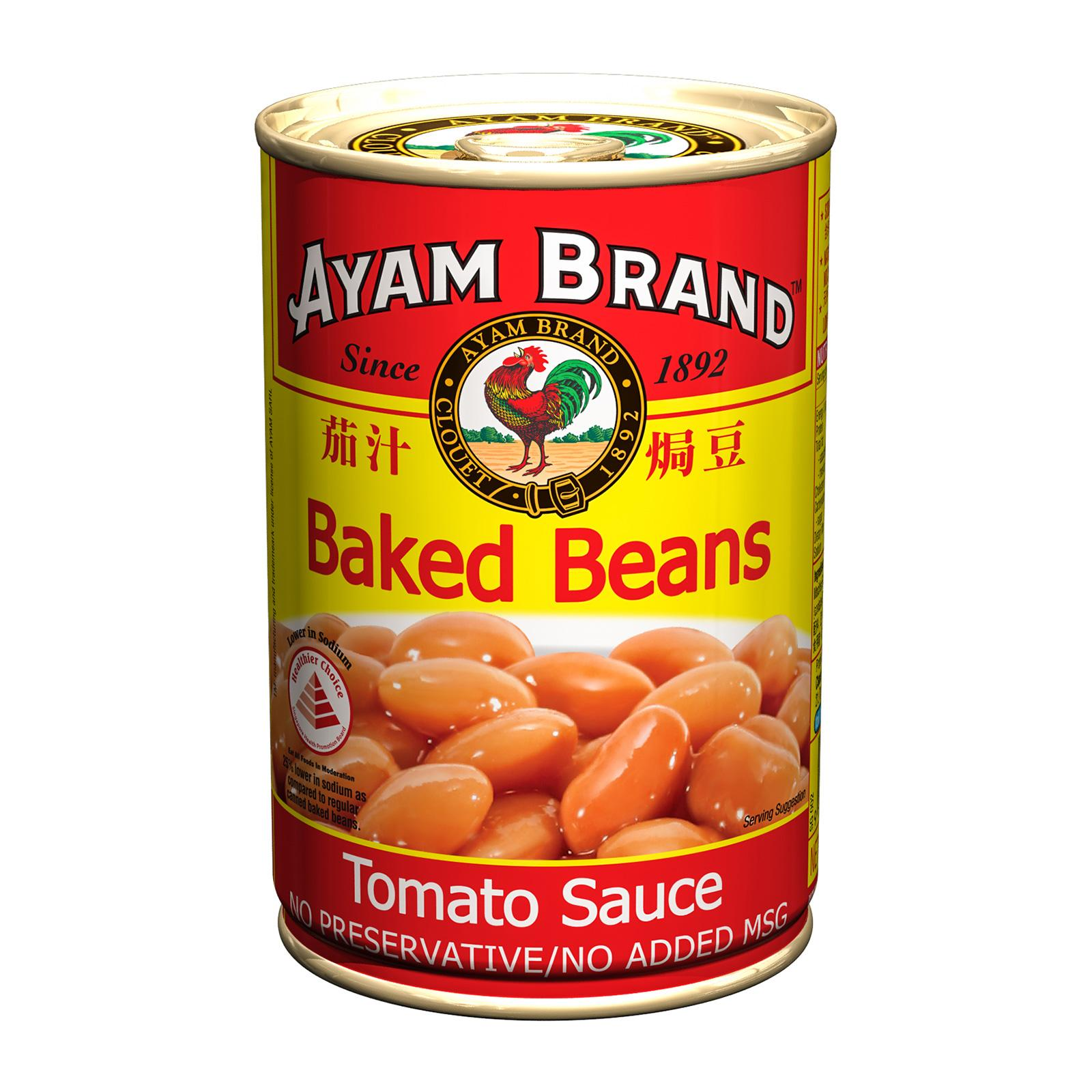 Ayam Brand Baked Bean in Tomato Sauce 425g