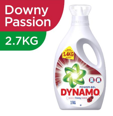 [BLACK FRIDAY] Dynamo Power Gel Detergent 4 Bottles at $30 Only!