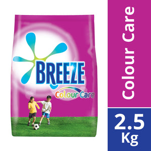 Breeze Detergent Powder 2.5kg Colour Care