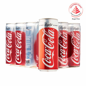 Coca-Cola Light – Case 12 x 320 ml