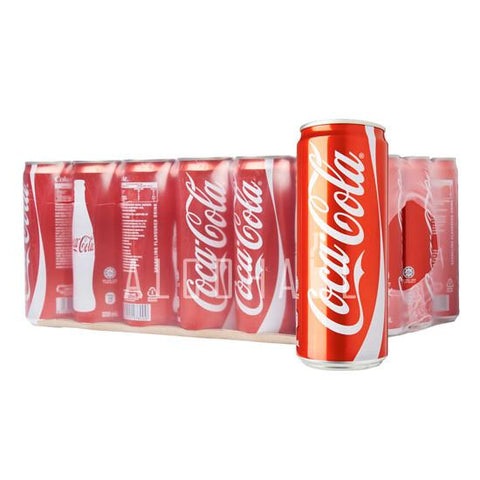 Coca Cola Regular 24 x 330ml