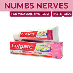 Colgate Total Professional Sensitive Toothpaste 150 g