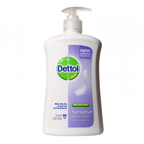 Dettol Anti-Bacterial Hand Soap Sensitive 250 ml