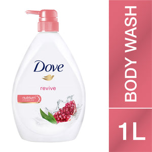 Dove Go Fresh Revive Body Wash 1 L
