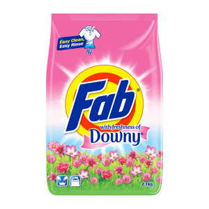 Fab Detergent Powder 2.1kg Downy