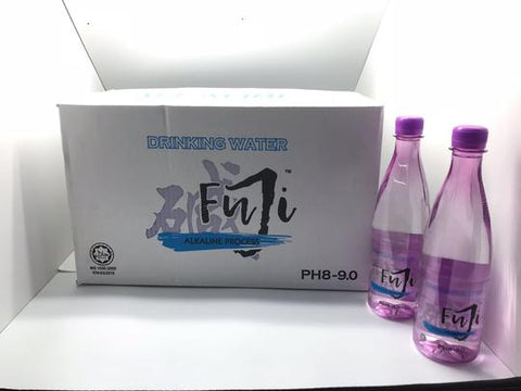[BLACK FRIDAY DEAL CLOSED] FuJi Drinking Water 550ml x 24 @ $10 only!