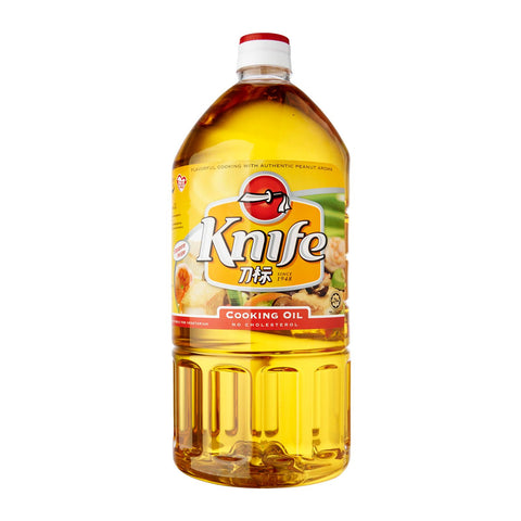 Knife Cooking Oil 2 L