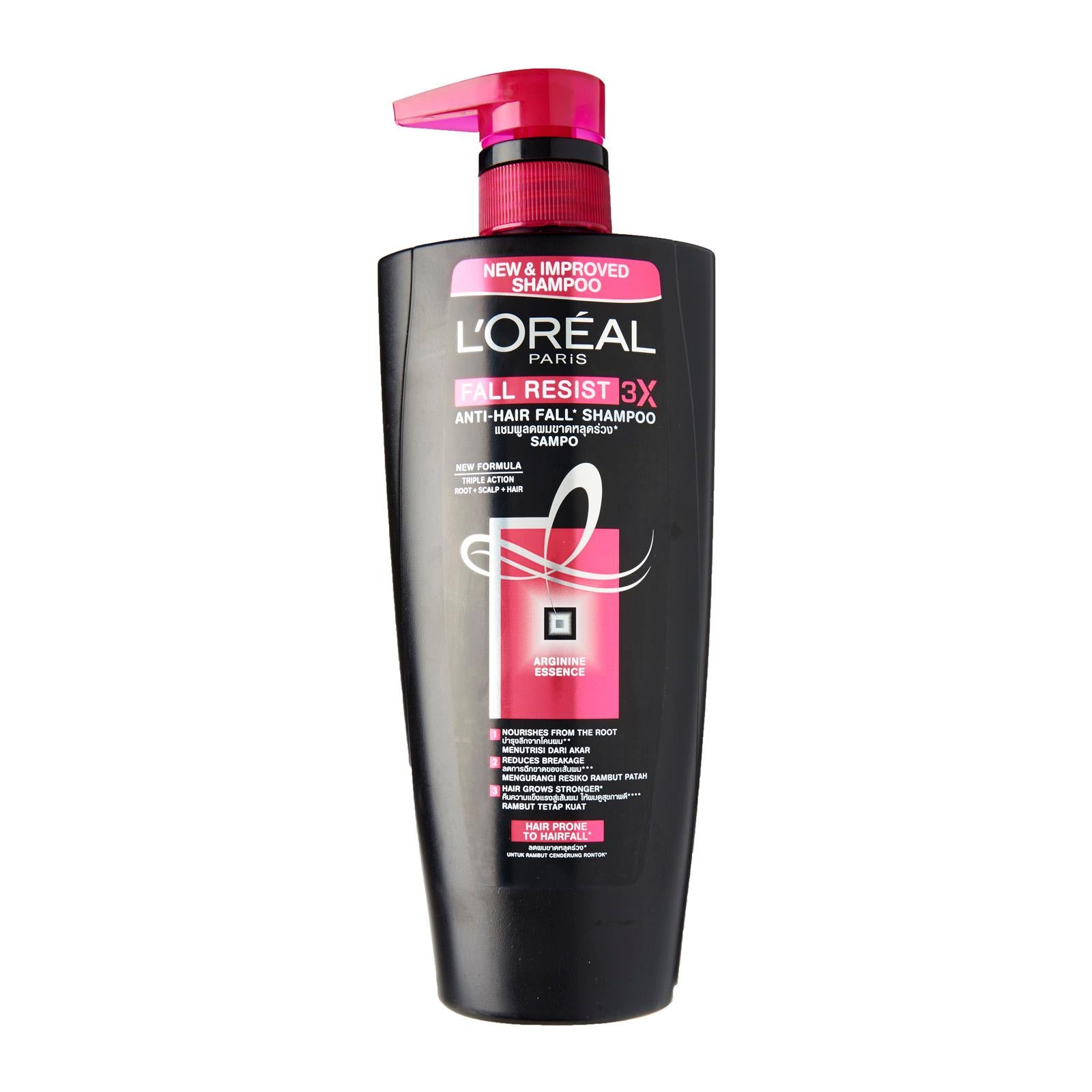 L'Oreal Fall Repair Anti-Hair Fall Shampoo 650 ml