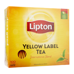 Lipton Yellow Label Tea (Enveloped Bag) 100 x 2 g