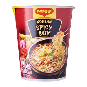 MAGGI Korean Spicy Soy Cup Noodles 60 g