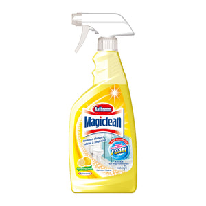 Magiclean Bathroom Cleaner 500ml Refreshing Lemon
