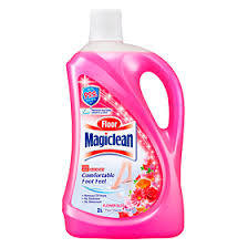 Magiclean Floor Cleaner 2L Flower Bliss