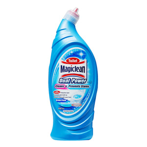 Magiclean Toilet Cleaner Dual Power 650ml Ocean Fresh