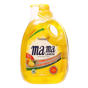 Mama Lemon Lemon Gold Diswashing Liquid 2 L
