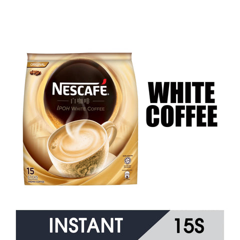 NESCAFE Ipoh White Coffee Original 15S 15 x 36 g
