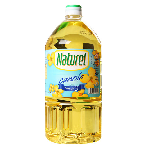 Naturel Canola Oil 2 L