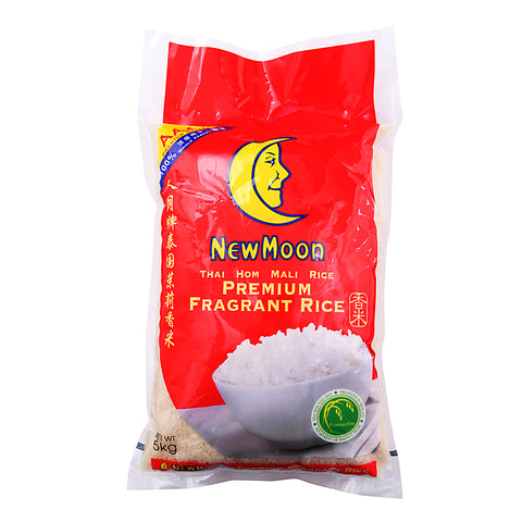 New moon premium thai hom mali rice 5kg