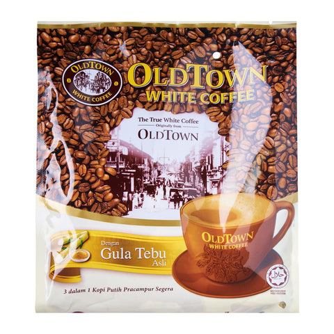 Old Town 3-In-1 Natural Cane Sugar 15 x 36 g