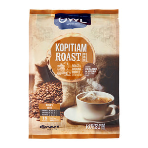 Owl Kopitiam Roast And Ground – Kopi Coffee 15 x 35 g