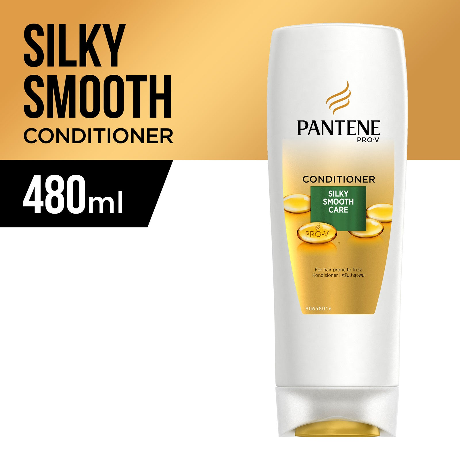 Pantene Silky Smooth Care Conditioner 480 ml