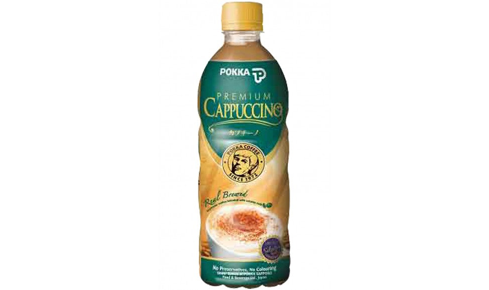 Pokka Cappuchino 500ml