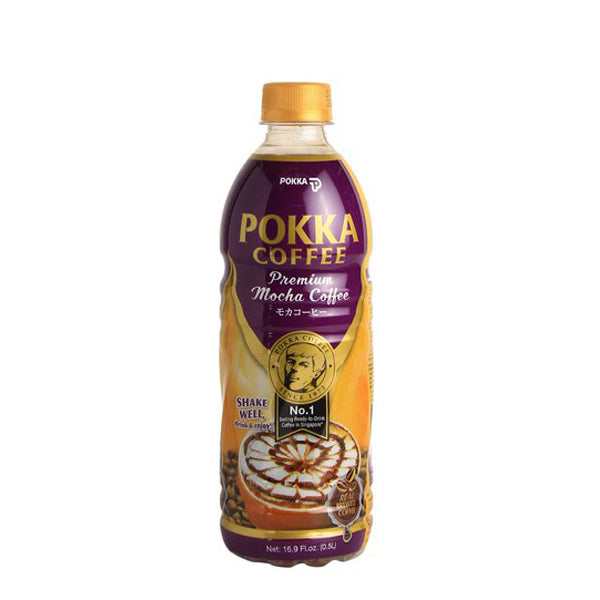 Pokka Mocha Coffee 500ml