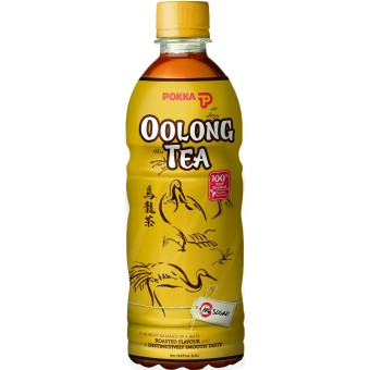 Pokka Oolong Tea 500ml