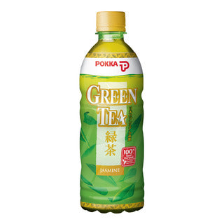 Pokka Green Tea 500ml