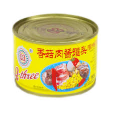 Q3 Pork Mince with Bean Paste 185g