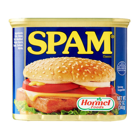 SPAM Classic Luncheon Meat 340 g