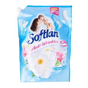 Softlan Fabric Conditioner Refill 1.8L Spring