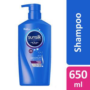 Sunsilk Anti-Dandruff Shampoo 650 ml