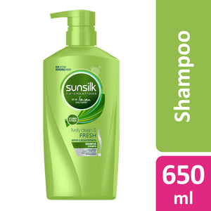 Sunsilk Clean And Fresh Shampoo 650 ml