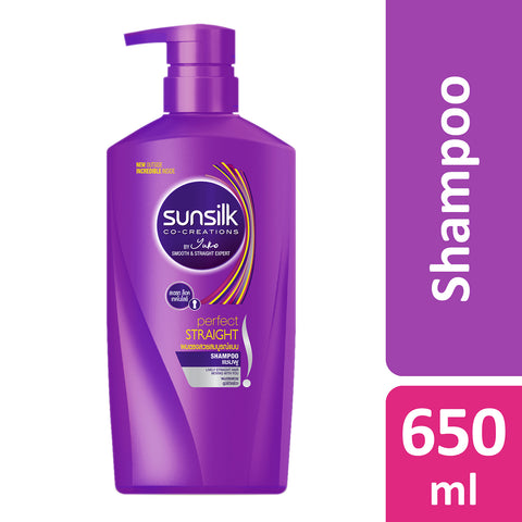 Sunsilk Perfect Straight Shampoo 650 ml