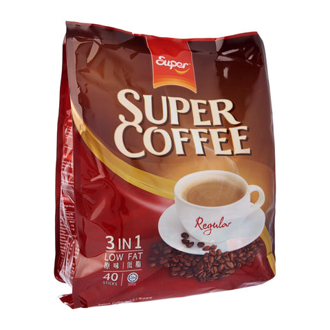 Super Regular 3-In-1 CoffeeMix 40 x 20 g