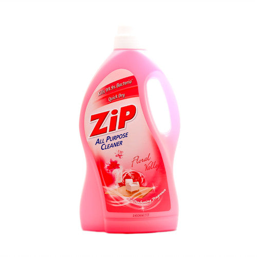 Zip All Purpose Cleaner 1.8L Floral Valley