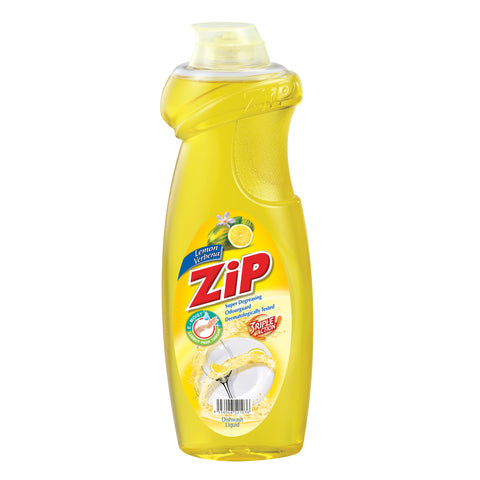 Zip Dish Washing Liquid 900ml Lemon Verbena