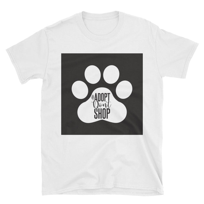 Trendy short-Sleeve Unisex Women's/ Men's RHMF design pet animal rescue