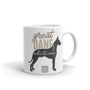 "RHMF ""The Great Dane Edition"" Mug - rescueshavemorefun"