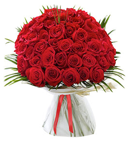 Romantic Love 50 Roses