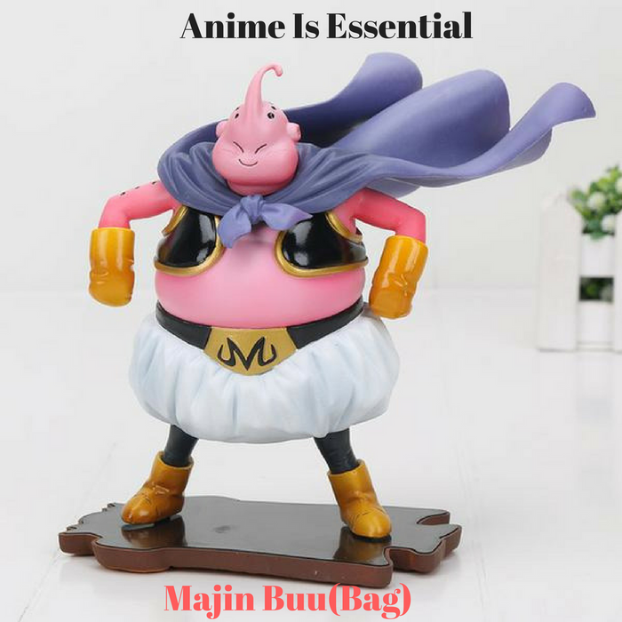 Banpresto Dragon Ball Sculture Big Budokai Majin Buu