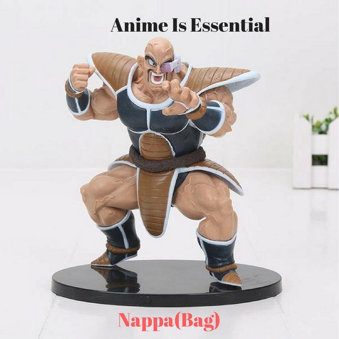 Banpresto Dragon Ball Sculture Big Budokai Nappa