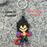 Dragon Ball Character Key Ring/Key Chain Vegeta Ss4