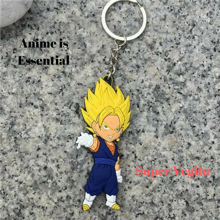 Dragon Ball Character Key Ring/Key Chain Vegito SS1