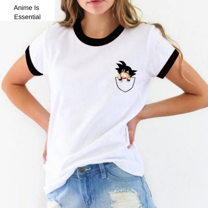 Women's Anime T-Shirts